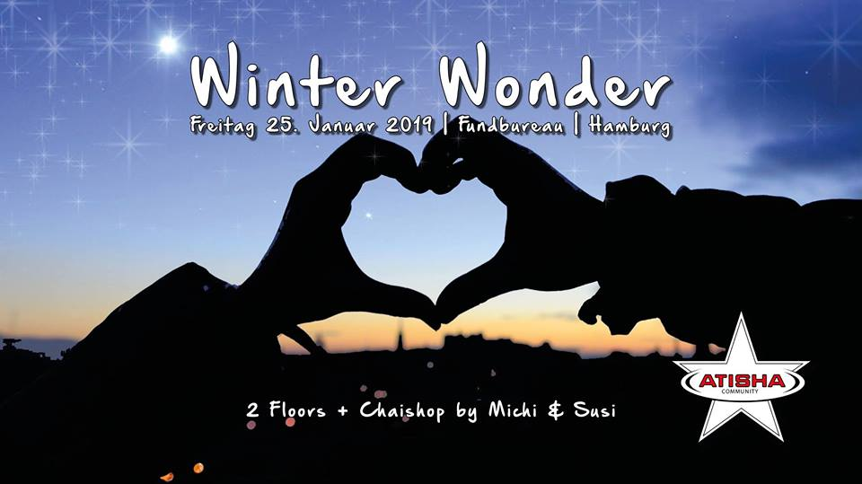 Atisha: Winter Wonder (TranceDance Special)