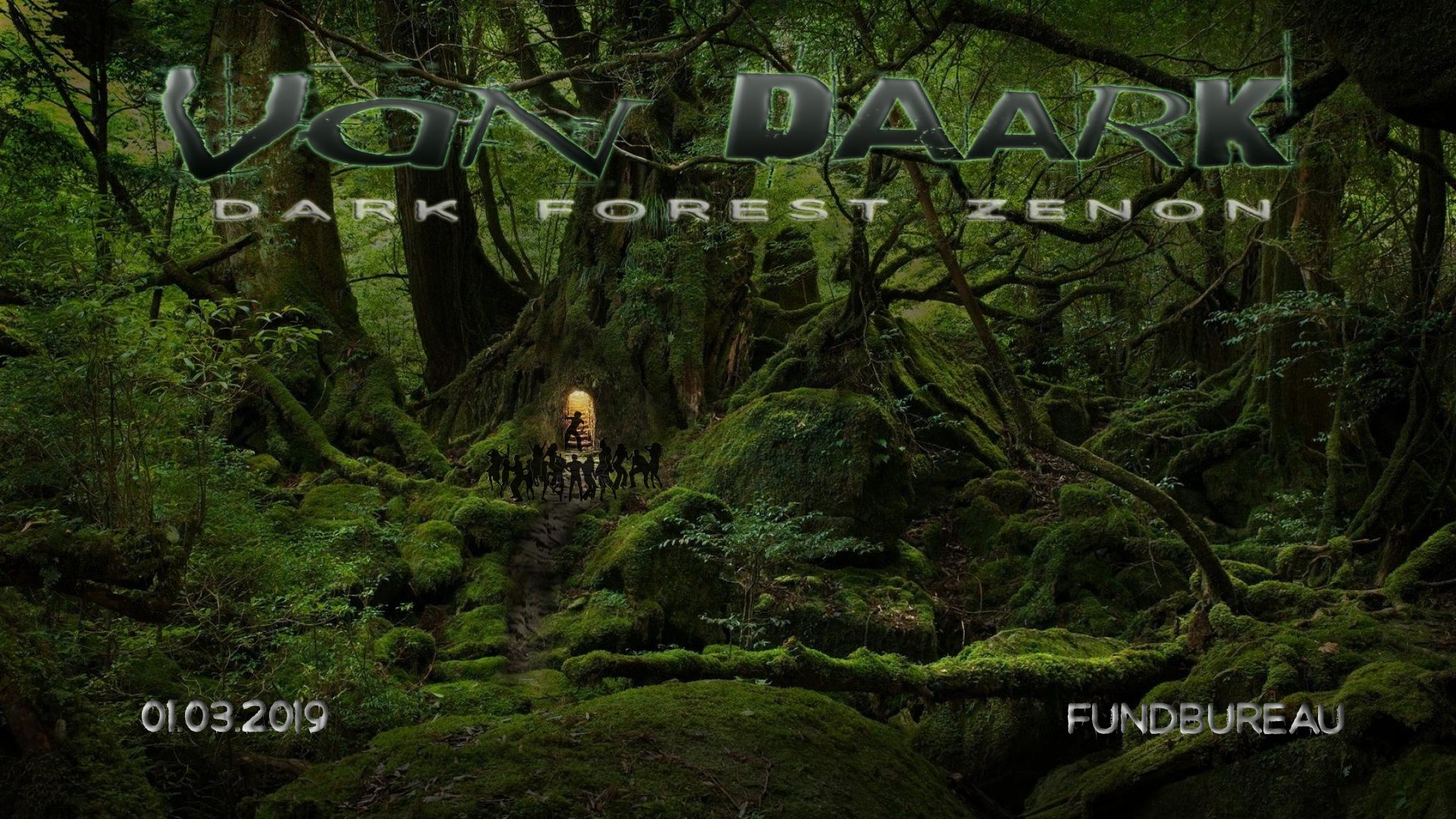 Van Daark - Hamburg wird Forest!