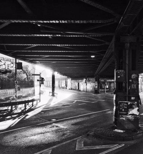 Summer Rave unter der Sternbrücke