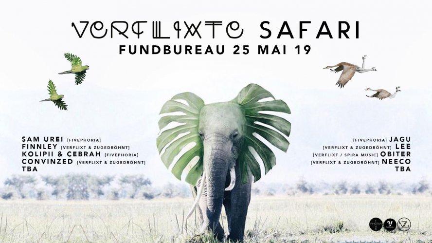Verflixte Safari