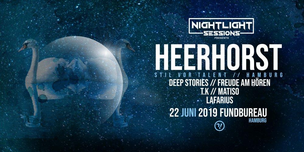 NightLight Sessions presents Heerhorst